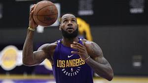 Daily Weekly Schedule Lebron James To Make Los Angeles Lakers Debut At Portland