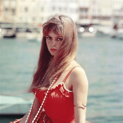 One of the most heartbreaking songs i know. The Life of Brigitte Bardot Told Through Rare Vintage Photos