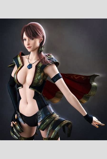 // Woman warrior by toru ehara / Character - 3dtotal.com