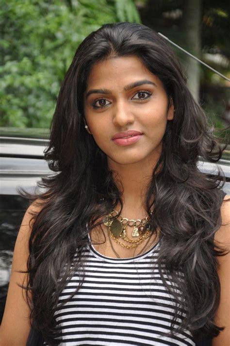 dhanshika long  thick hair gorgeous hairstyle  love