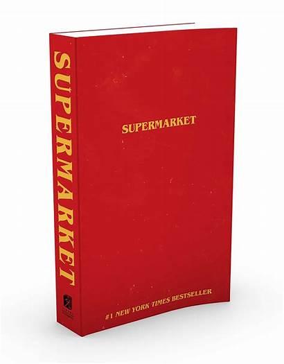 Supermarket Hall Bobby Books Paperback Publisher Fiction