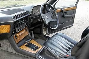 Bmw E23 Interior