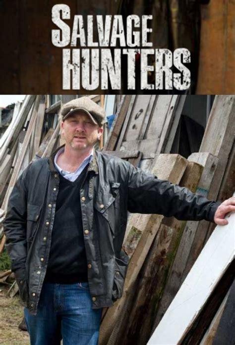 salvage hunters tvmaze