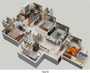 house pla flats in hiranandani powai chandivali andheri east