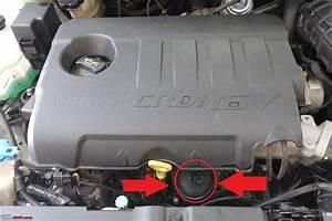 DIY Engine Oil Filter Change On The Hyundai Verna CRDi