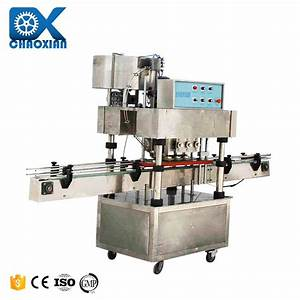 China Pet Bottle Automatic Capping Machine Manufacturers