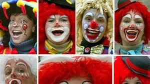 Karneval Gesicht Schminken : karneval das berm chtige klischee vom clown gesellschaft faz ~ Frokenaadalensverden.com Haus und Dekorationen