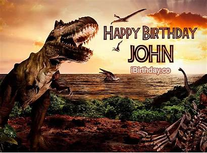 Birthday Happy Meme Dinosaur Michael Larry John