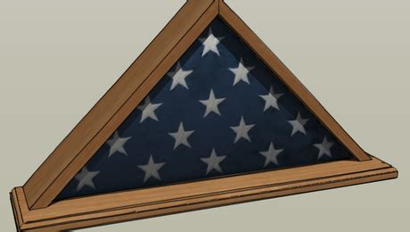 drawing  flag case  basic skills finewoodworking