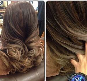 Ombré Hair Marron Caramel : ombr hair marron caramel carr ~ Farleysfitness.com Idées de Décoration