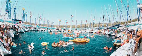 Yacht Week Reviews by Destination Guide The Yacht Week