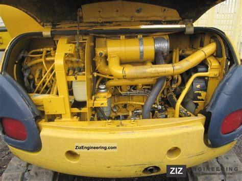 takeuchi kobelco sk   minikompact digger construction equipment photo  specs