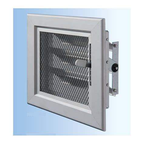 grille de ventilation grille de ventilation r 201 glable encastr 201 centro edile