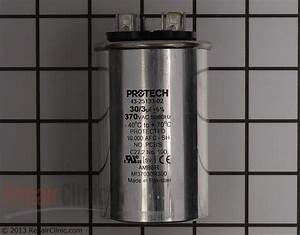 Rheem Heat Pump Capacitor