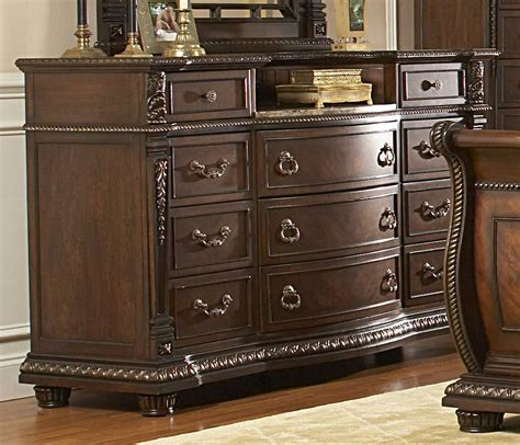 bedroom sets with marble tops homelegance palace marble top dresser dallas tx bedroom