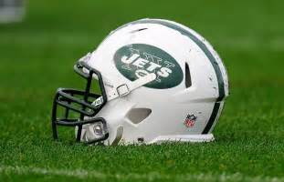 New York Jets NFL Football Helmet
