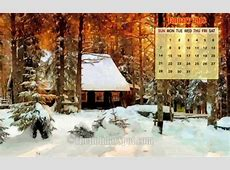 Calendar Wallpaper January 2018 Wallpapers from