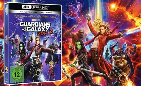 quot guardians of the galaxy vol 2 quot 4k review test
