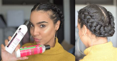 Quick And Easy Dutch Braid Style For Work And School! For