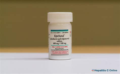 Sofosbuvir-Velpatasvir Epclusa - Treatment - Hepatitis C ...