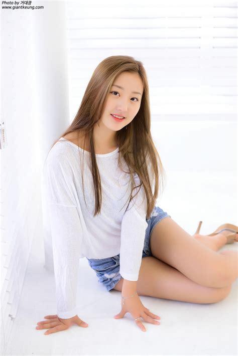 출사모델혜빈스튜디오촬영회