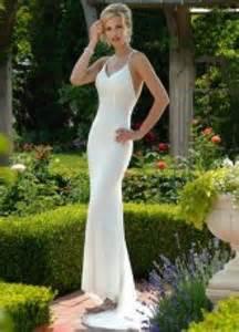 sleek wedding dresses sleek and wedding dress favething