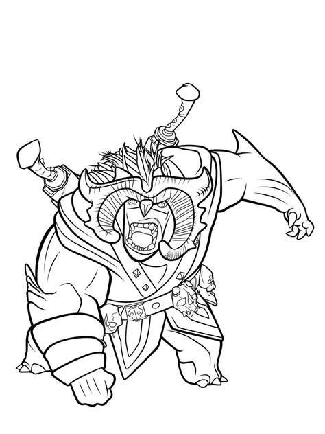 kids  funcom  coloring pages  trollhunters
