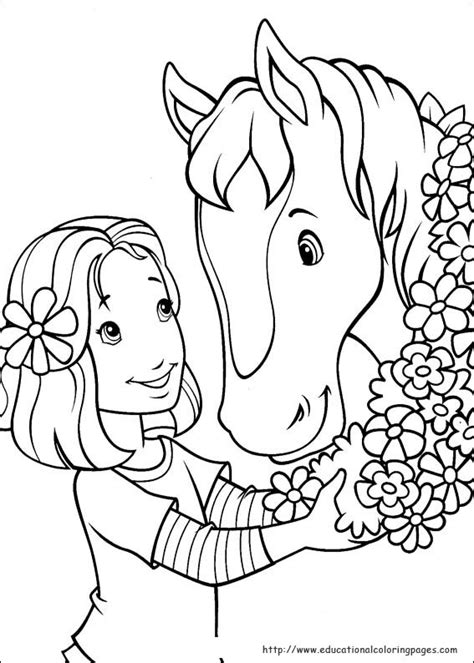holly hobbie coloring pages educational fun kids coloring pages  preschool skills worksheets