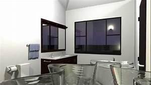 Suite Home 3d : sweet home 3d modern style honor design youtube ~ Premium-room.com Idées de Décoration