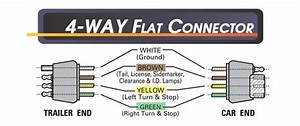 4 Way Connector Wiring Diagram