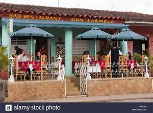 Restaurant, Vinales Cuba Stock Photo: 171872667 - Alamy