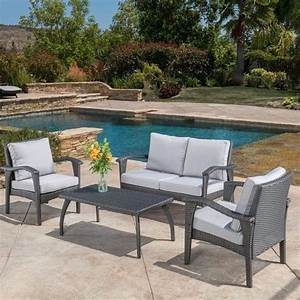 patio furniture sets clearance sale loveseat coffee table With patio coffee tables sale