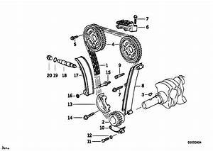 Original Parts For E36 318ti M42 Compact    Engine   Timing