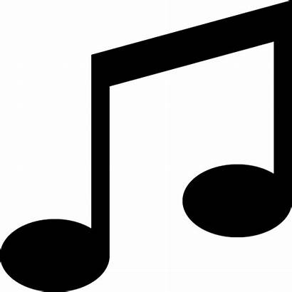 Note Icon Clipart Musique Symbol Svg Icons