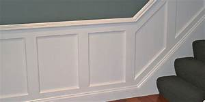What Is Wainscot Planning At Stairs — Derektime Design