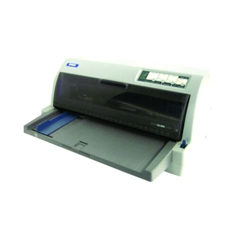 This flexible and compact printer can easily handle cut sheets, continuous paper, labels, envelopes and cards. EPSON LQ-690C點陣印表機 - 松果購物