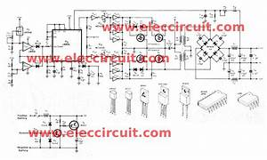Car Dc To Dc Converter Circuit  Output