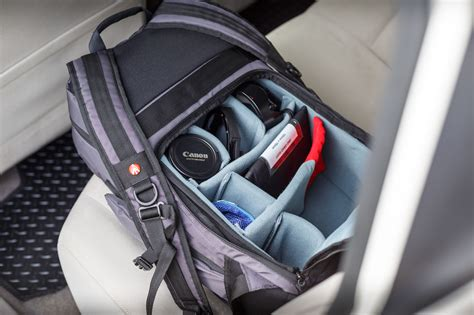 manfrotto manhattan camera backpack mover  review