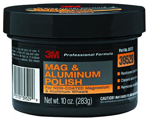 mag aluminum polish  oz