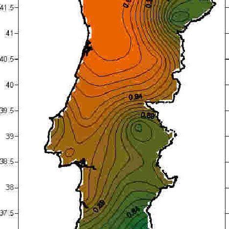 Ser residente em portugal não é requisito para casar. (PDF) AVALIAÇÃO DO RISCO DE SECA EM PORTUGAL