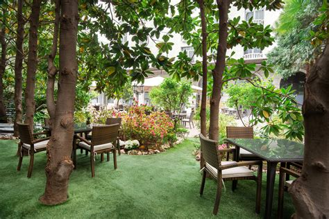 hotel  garden  madrid centre vp jardin de recoletos
