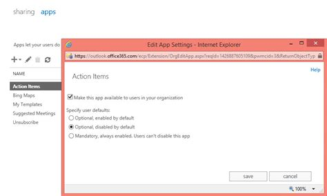 Office 365 Outlook Hyperlink by Remove Outlook Apps From Outlook