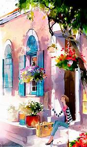 19 Incredibly Beautiful Watercolor Painting Ideas ...