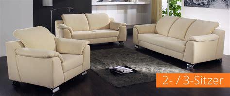 2-sitzer 3-sitzer Sofas Kaufen