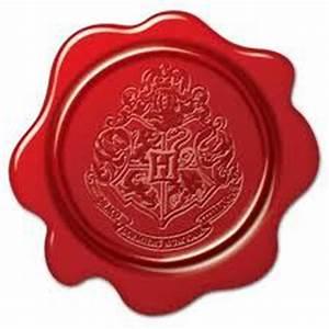 How to make a homemade hogwarts acceptance letter harry for Hogwarts acceptance letter seal