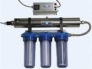 Filtre Eau De Puit : le traitement uv pour la potabilisation de l 39 eau ~ Premium-room.com Idées de Décoration
