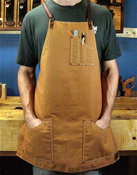 texas heritage woodworks classic canvas apron shop apron