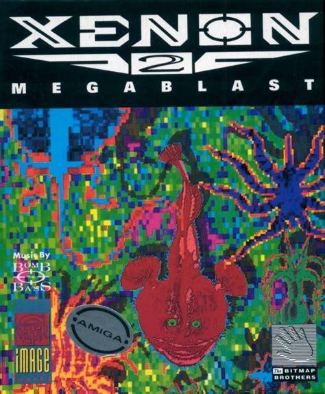 xenon  megablast rom