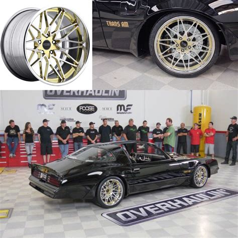Trans Am Turbocharger by Chip Foose Chipfoose Cars