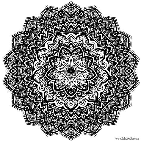 Coloring Krita by Krita Mandala 25 By Welshpixie On Deviantart
